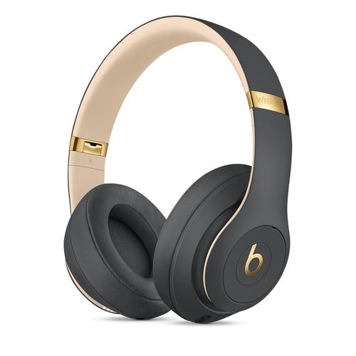 Beats by Dr. Dre Beats Studio3 Kopfband Binaural Verkabelt/Kabellos Gold, Grau Mobiles Headset (Gold, Grau)