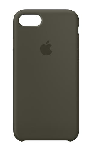 Apple MR3N2ZM/A 4.7Zoll Hauthülle Olive Handy-Schutzhülle (Olive)