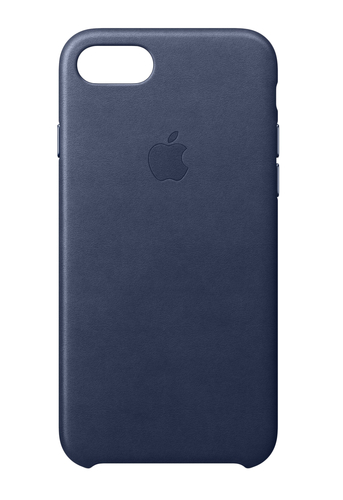 Apple MQH82ZM/A 4.7Zoll Hauthülle Blau Handy-Schutzhülle (Blau)