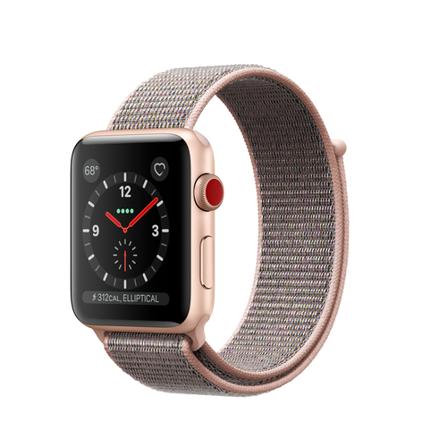 apple watch series 3 oled gold smartwatch multi gold in bremen kaufen smartwatches. Black Bedroom Furniture Sets. Home Design Ideas