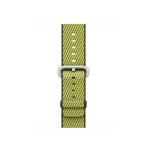 Apple MQVF2ZM/A Band Olive Nylon Smartwatch-Zubehör (Olive)