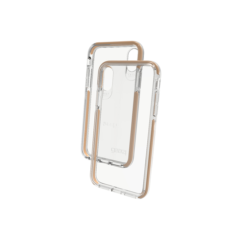 GEAR4 Piccadilly 5.8Zoll Abdeckung Gold, Transparent (Gold, Transparent)