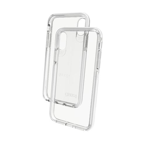 GEAR4 Piccadilly 5.8Zoll Abdeckung Transparent, Weiß (Transparent, Weiß)