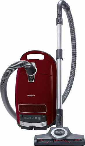 Miele Complete C3 Cat&Dog PowerLine - SGEF3 Zylinder-Vakuum 4.5l 890W C Rot (Rot)