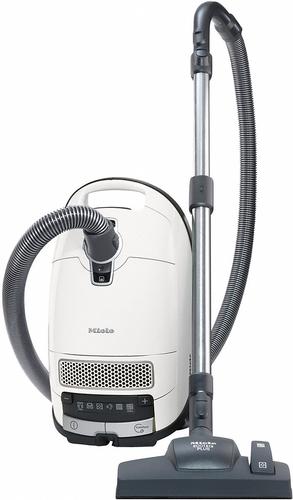 Miele Complete C3 Silence EcoLine - SGSK3 Zylinder-Vakuum 4.5l 550W A+ Weiß (Weiß)
