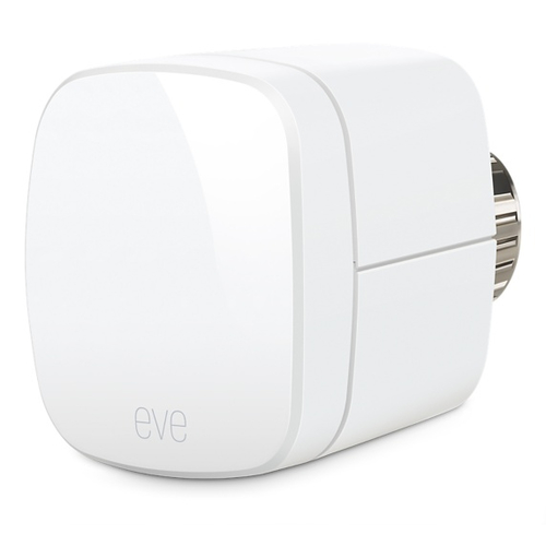 Elgato Eve Thermo Bluetooth Weiß Thermostat (Weiß)