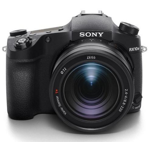 Sony RX10 IV Kompaktkamera 21MP 1Zoll CMOS 5472 x 3648Pixel Schwarz (Schwarz)