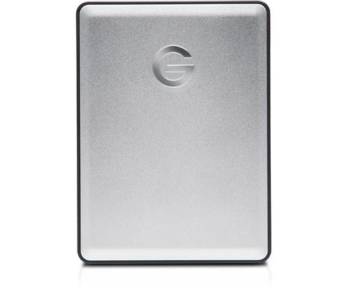 G-Technology G-DRIVE 1000GB Silber (Silber)