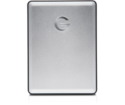 G-Technology G-DRIVE 2000GB Silber (Silber)