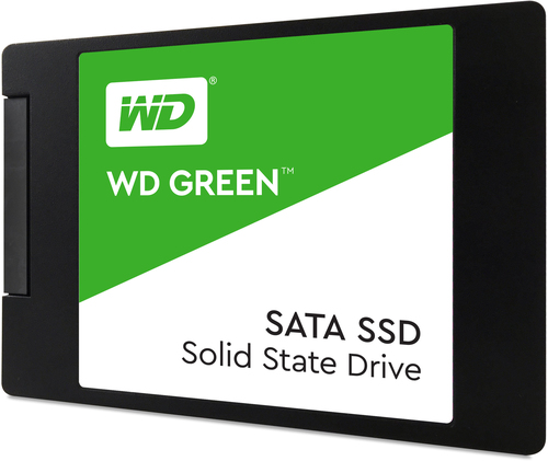 "Western Digital WD Green 120GB 2.5"" Serial ATA III (Schwarz)"