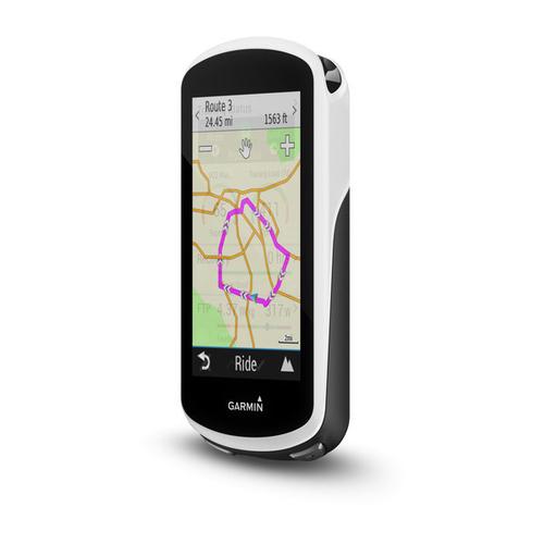 Garmin Edge 1030 3.5Zoll Wireless bicycle computer Schwarz, Weiß (Schwarz, Weiß)