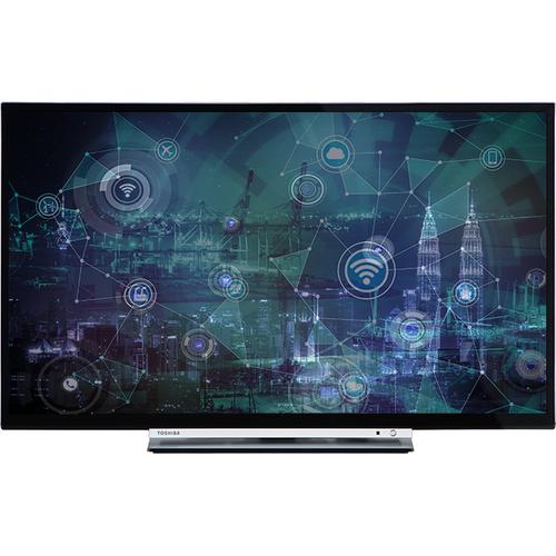 Toshiba 32d3763da 32zoll Hd Smart Tv Wlan Schwarz Led Fernseher