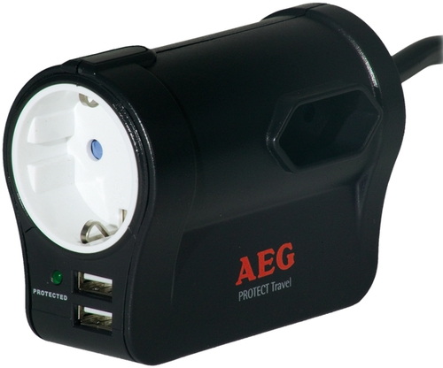 AEG Protect Travel (Schwarz)