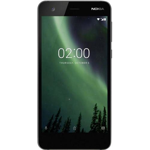 Nokia 2 Dual SIM 4G 8GB Schwarz (Schwarz)