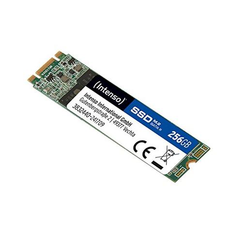 Intenso 3832440 256GB M.2 Serial ATA III Solid State Drive (SSD) (Grün)