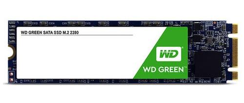 Western Digital Green 120GB M.2 Serial ATA III (Schwarz)