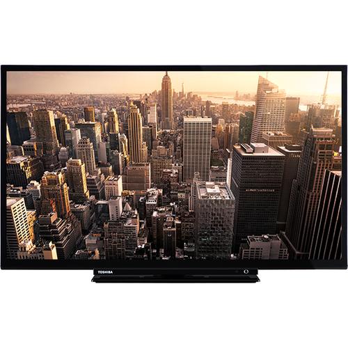 Toshiba 28W1763DA 28Zoll HD Schwarz LED-Fernseher (Schwarz)