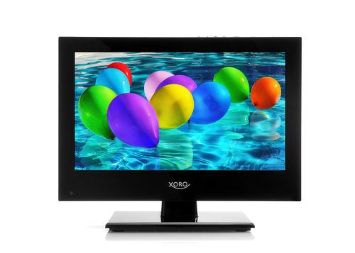Xoro PTL 1330 13.3Zoll LCD 1920 x 1080Pixel Schwarz Tragbarer Fernseher (Schwarz)