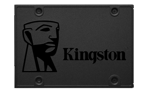 "Kingston Technology A400 960GB 2.5"" Serial ATA III (Schwarz)"