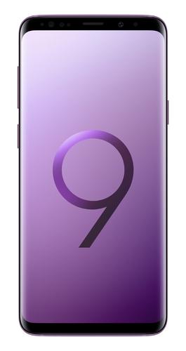Samsung Galaxy S9+ SM-G965F 6.2Zoll Dual SIM 4G 6GB 64GB 3500mAh Violett (Violett)