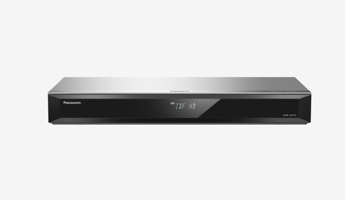 Panasonic DMR-UBC70EGS Blu-Ray-Rekorder 3D Silber (Silber)