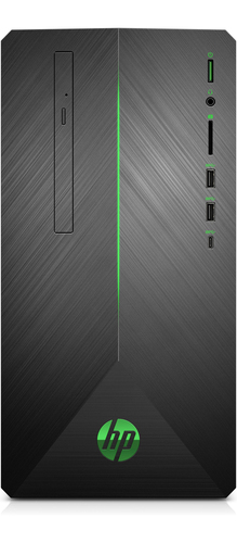 HP Pavilion 690-0514ng 3.2GHz 2700 Mini Tower AMD Ryzen 7 Schwarz PC (Schwarz)