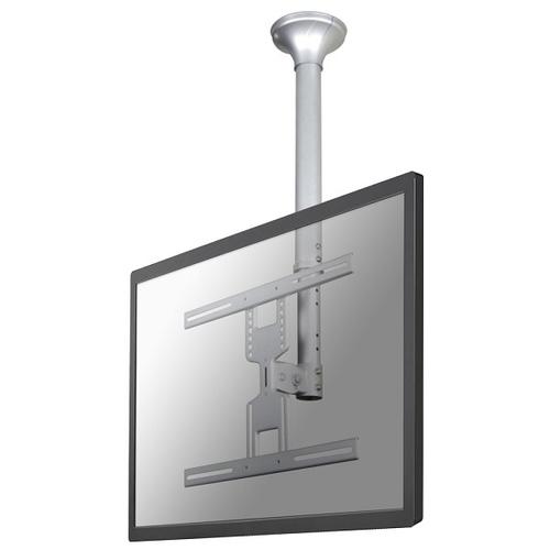 Newstar FPMA-C400SILVER Flat Panel-Deckenhalter (Silber)