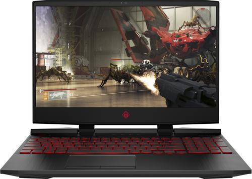 HP OMEN 15-dc0008ng 2.20GHz i7-8750H Intel® Core™ i7 der achten Generation 15.6Zoll 1920 x 1080Pixel Schwarz Notebook (Schwarz)