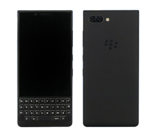 BlackBerry Key 2 4.5Zoll 4G 6GB 128GB 3500mAh Schwarz (Schwarz)