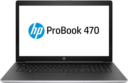 HP ProBook 470 G5 1.8GHz i7-8550U Intel® Core™ i7 der achten Generation 17.3Zoll 1920 x 1080Pixel Silber Notebook (Silber)