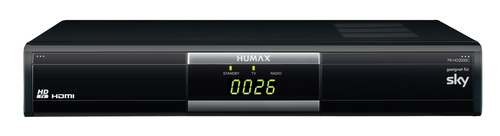 Humax PR-HD2000C (Schwarz)