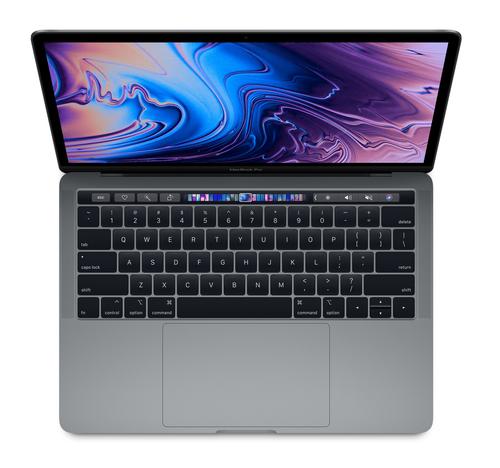 Apple MacBook Pro 2.3GHz Intel® Core™ i5 der achten Generation 13.3Zoll 2560 x 1600Pixel Grau Notebook (Grau)