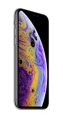 Apple iPhone XS 5.8Zoll Dual SIM 4G 64GB Silber (Silber)