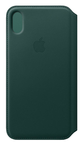 Apple MRX42ZM/A Handy-Schutzhülle 16,5 cm (6.5 Zoll) Folio Grün (Grün)