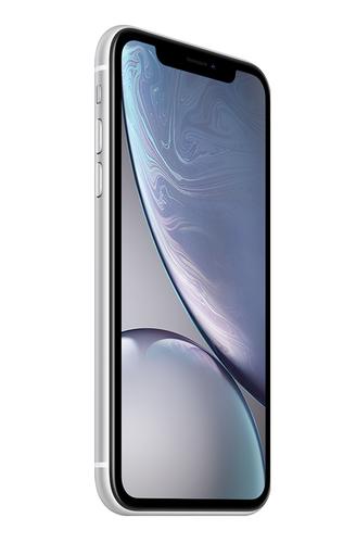 Apple iPhone XR 6.1Zoll Dual SIM 4G 256GB Weiß (Weiß)
