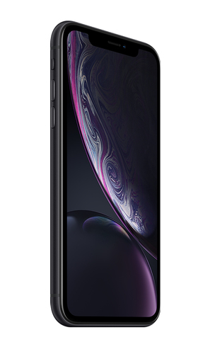 Apple iPhone XR 6.1Zoll Dual SIM 4G 128GB Schwarz (Schwarz)