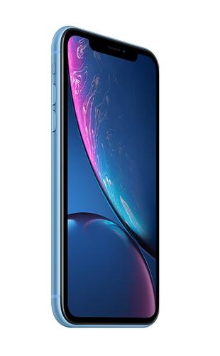 Apple iPhone XR 6.1Zoll Dual SIM 4G 256GB Blau (Blau)