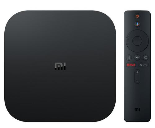 Xiaomi Mi Box S Schwarz 4K Ultra HD 8 GB WLAN (Schwarz)