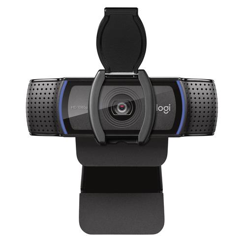 Logitech C920s Webcam 1920 x 1080 Pixel Schwarz (Schwarz)