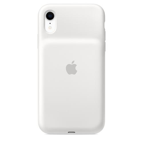 Apple MU7N2ZM/A Handy-Schutzhülle 15,5 cm (6.1 Zoll) Hauthülle Weiß (Weiß)