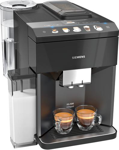 Siemens EQ.500 integral Vollautomatisch Espressomaschine 1,7 l (Schwarz)