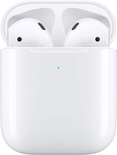 Apple AirPods (2nd generation) MV7N2ZM/A Kopfhörer & Headset im Ohr Bluetooth Weiß (Weiß)
