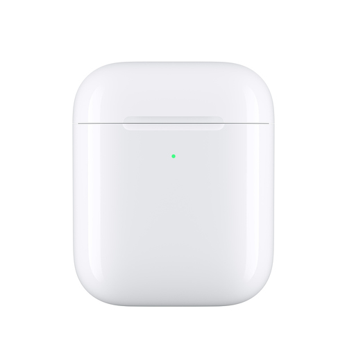 Apple MR8U2ZM/A Kopfhörer-/Headset-Zubehör Hülle (Weiß)