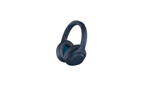 Sony WH-XB900N Kopfhörer Kopfband Bluetooth Blau (Blau)