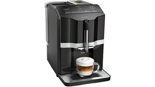 Siemens TI351509DE Kaffeemaschine Vollautomatisch Filterkaffeemaschine 1,4 l (Schwarz)