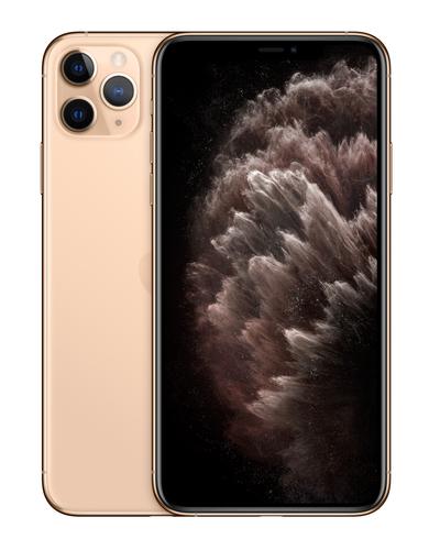 Apple iPhone 11 Pro Max 16,5 cm (6.5 Zoll) Dual-SIM iOS 13 4G 512 GB Gold (Gold)