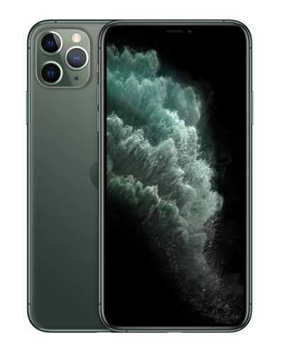 Apple iPhone 11 Pro Max 16,5 cm (6.5 Zoll) Dual-SIM iOS 13 4G 512 GB Grün (Grün)