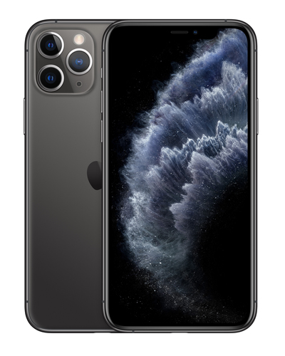 Apple iPhone 11 Pro 14,7 cm (5.8 Zoll) Dual-SIM iOS 13 4G 512 GB Grau (Grau)