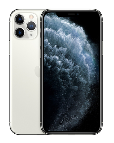 Apple iPhone 11 Pro 14,7 cm (5.8 Zoll) Dual-SIM iOS 13 4G 256 GB Silber (Silber)