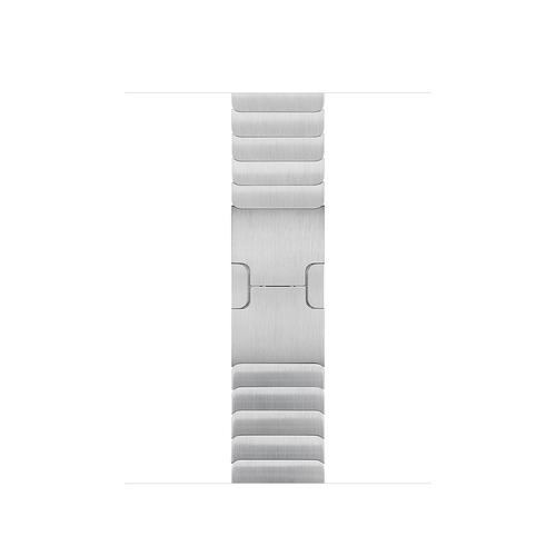 Apple MUHJ2ZM/A Smartwatch-Zubehör Band Silber Edelstahl (Silber)